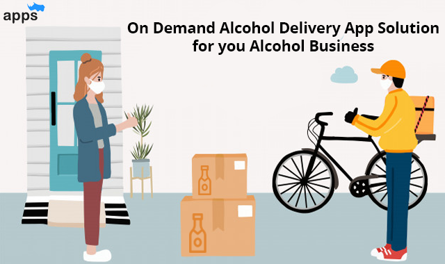 On-Demand Alcohol Delivery App