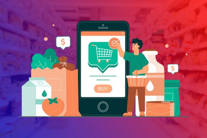 What does it take to develop an on-demand grocery delivery app