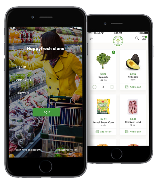 Increase your brand reputation in the market with the Happyfresh clone app
