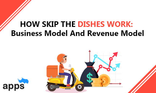 Skip The Dishes- Food Delivery App