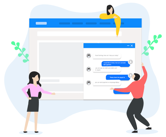Customer Service Chatbot   Customer support chatbot