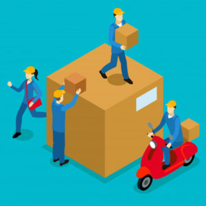 Numerous benefits offered by on-demand courier delivery app