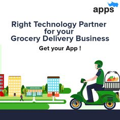 AppsRhino, a leading grocery app development company, provides you with the best custom and whit ...