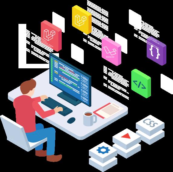 Hire dedicated  Laravel Developer | Hire Laravel Developers in India | Das Infomedia