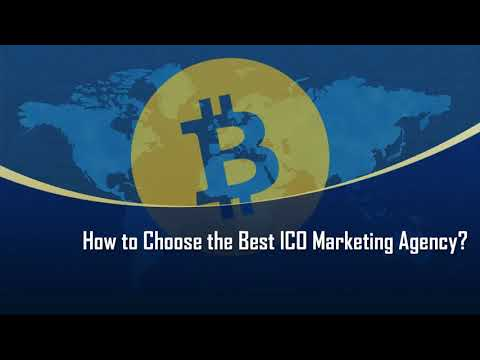 How to Choose the Best ICO Marketing Agency – YouTube