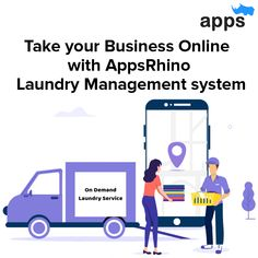 On-Demand Laundry Service App