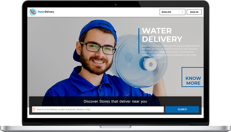 Launch Your Own On-demand Water Bottle Delivery App with Great Feature