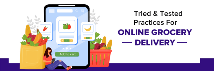 Tips for Safe & Efficient Hyperlocal Delivery of Groceries – Nectarbits