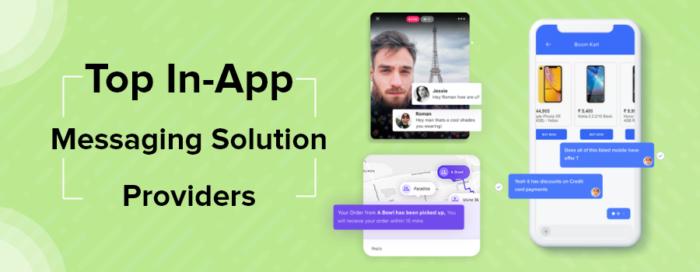 Best In-app Chat API Providers
