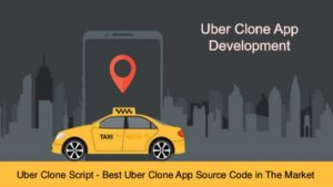 Uber Clone Script – Best Uber Clone App Source Code