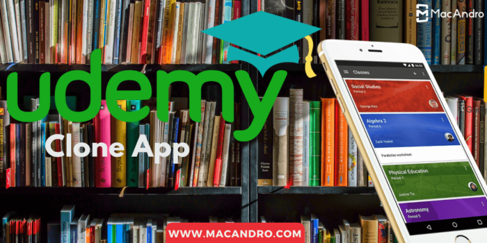 Build your own E-Learning App :Like Udemy | udemy Clone Script