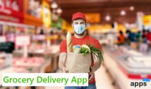 Grocery App Development Company- Instacart clone