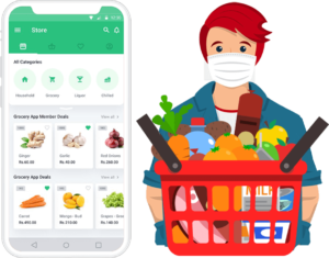 Why should get an app like Grofers for your on-demand grocery delivery business