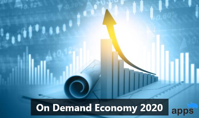 On-Demand Economy Statistics And Trends 2020