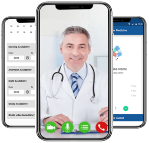 How are telemedicine apps gaining popularity in the market?