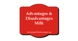 Advantages and Disadvantages of Milk | Pros Cons