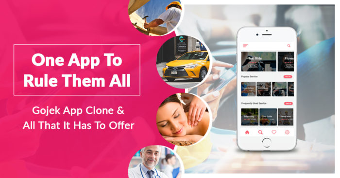 Know about the potential opportunities and advantages of getting a Gojek clone app