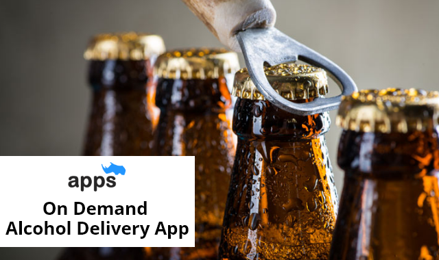 Searching For An On Demand Alcohol Delivery App Development Company?