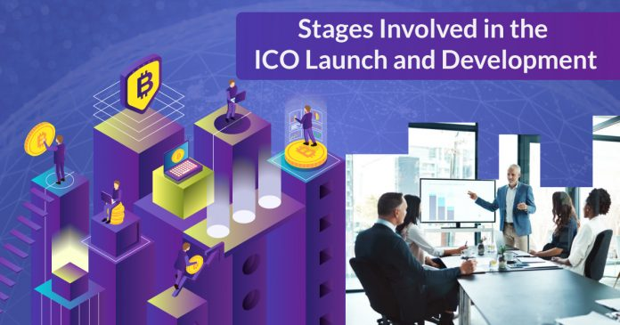 Analyzing the Various Stages Involved in the ICO Launch and Development   Tech Gave