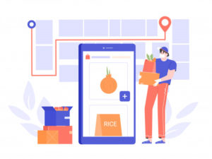 How to develop a Grocery delivery app like Instacart?