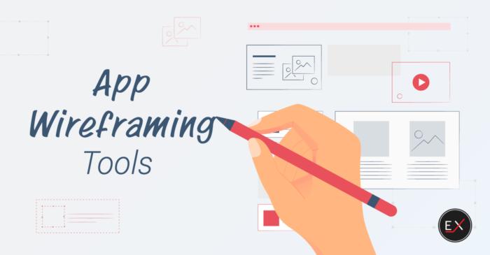 App Wireframing Tools: Top-5 Best Solutions | Existek Blog