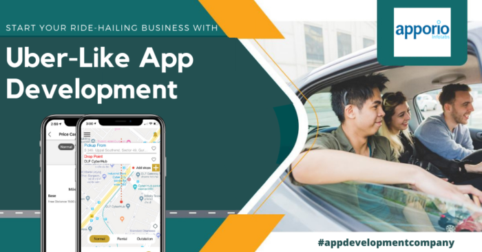 Why you should go for uber like taxi app development in 2020