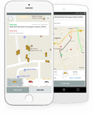 Transform Traditional Taxi business with App Like Uber