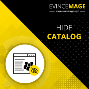 The Magento 2 extension for hide category or product allows the admin to hide products or catego ...