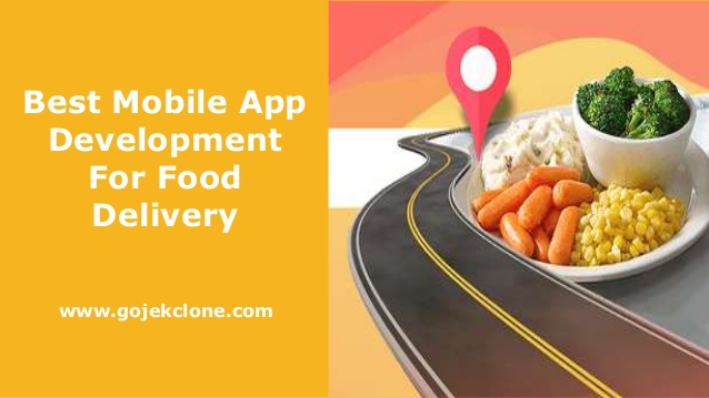 Best Mobile App Development For Food Delivery