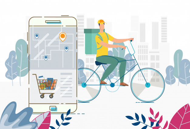 How to boost your revenue with an on-demand grocery delivery app?