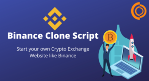 Binance Clone Script | Start a Crypto Exchange Startups like Binance!