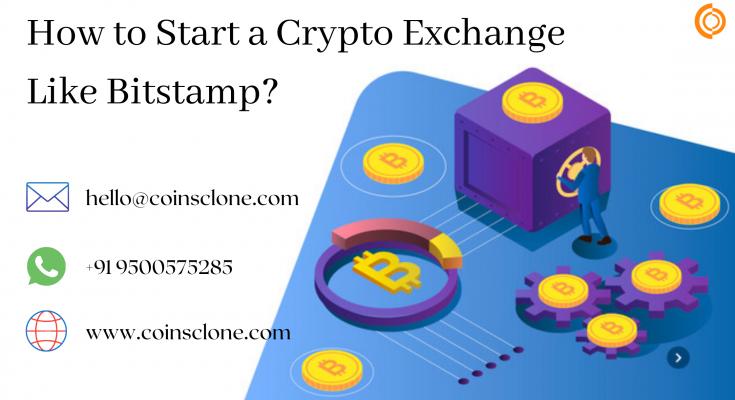 Bitstamp Clone Script to Start a perfect Crypto Exchange Like Bitstamp