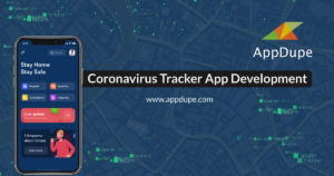 Rapidly spreading virus – Build a Coronavirus tracker app to support people