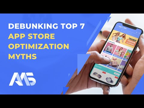 Debunking Top the 7 App Store Optimization (ASO) Myths | AppMySite – YouTube