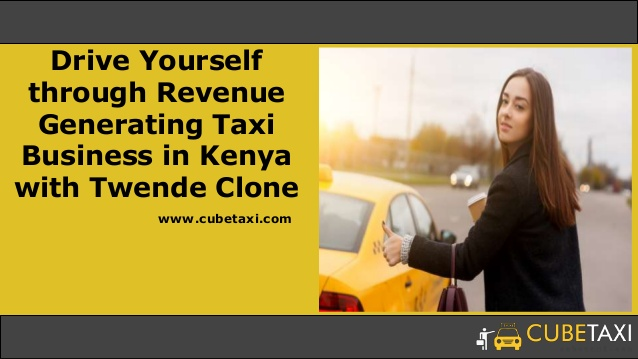 Taxi Business in Kenya with Twende Clone
