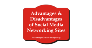 Essay Advantages and Disadvantages of Social Media in Points
