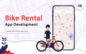 Bike Rental App Development