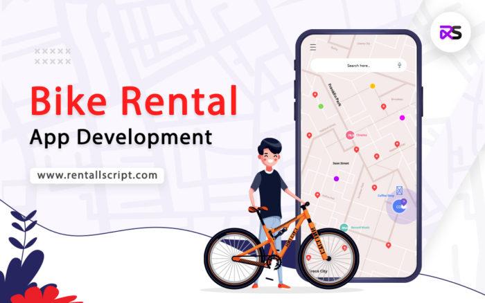 Bike Rental App Development