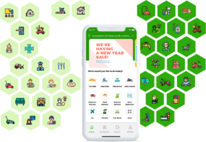 Expand your taxi, delivery, store delivery business with gojek clone app