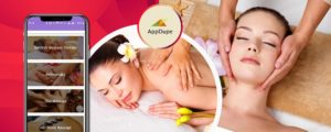 Get your massage service app today!