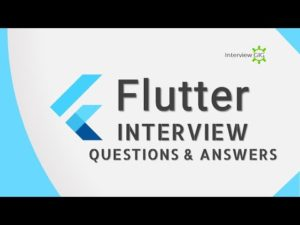 Flutter Interview Questions and Answers || Basics Of Flutter for App Development | – YouTube