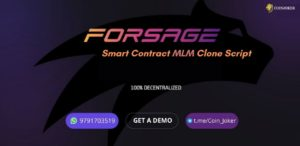 Build Smart Contract based MLM Platform Like Forsage