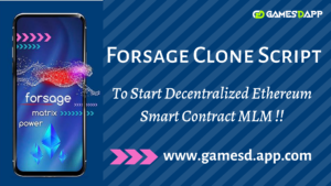 Forsage MLM Clone Script – To Launch Smart Contract MLM like Forsage