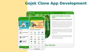 Gojek Clone App – A Guide for all entrepreneur and businessmen