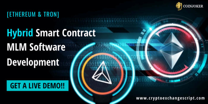 Hybrid Smart Contract MLM software Development