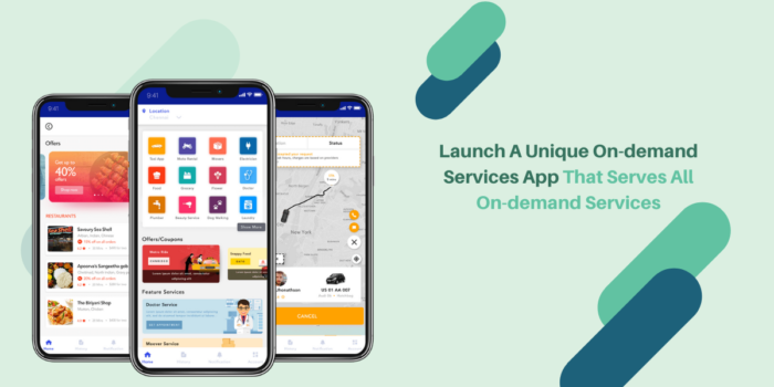 Launch A Unique On-demand Services App That Serves All On-demand Services Using a Gojek clone so ...