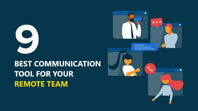 Most Popular Communication Tools for Remote Team [2020]