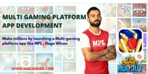 Launch your own Multi-Gaming Platform App LIke MPL in a Week   Multi Gaming App LIke Hao   MacAndro