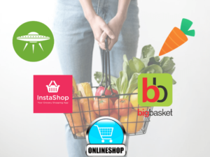 On Demand Grocery Delivery App Development Services | PeppyOcean
