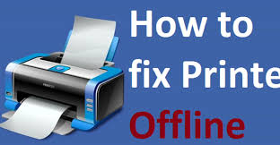Troubleshooting: Printer is Showing Offline
